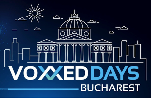 voxxeddays bucharest
